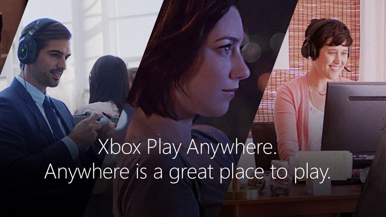 how to get a xbox play anywhere on pc