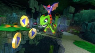 Yooka-Laylee's Very Small PS4 File Size Revealed