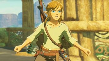 Zelda: Breath Of The Wild Reportedly Won't Be Ready For Nintendo Switch Launch
