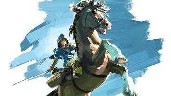 Nintendo Shares New Zelda Concept Art And Announces Miitomo Promo Event