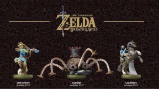 Zelda: Breath of the Wild Amiibo Restocks Coming Soon