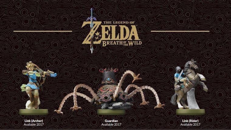 Zelda breath of the wild amiibo restocks coming soon attack of