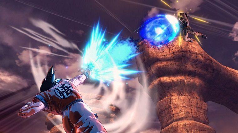 dragon ball xenoverse 2 screen