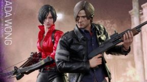 Hot Toys Releasing Resident Evil 6 Leon Kennedy And Ada Wong Figures