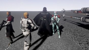 Fan-made Star Wars Battlefront 3 Supposedly Getting Released On Steam