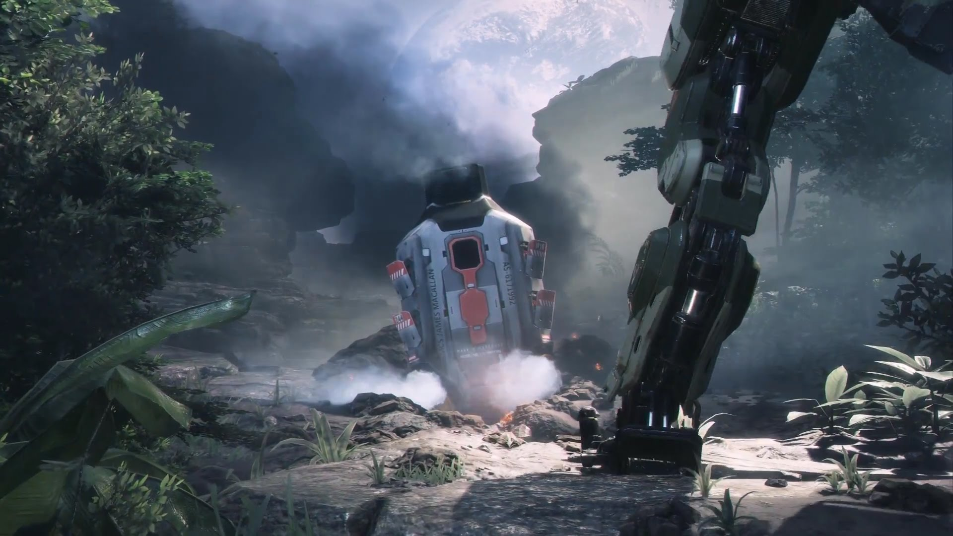 Single Player Campaign In Titanfall 2 Wont Be Linear Says