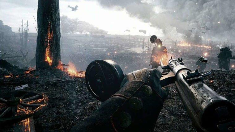 Résultats de recherche d'images pour «bf1 gameplay»