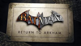Batman: Return To Arkham Reportedly Launching In November At The Earliest