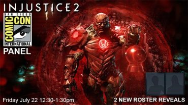 Two New Fighters Will Join The Injustice 2 Roster Later This Week