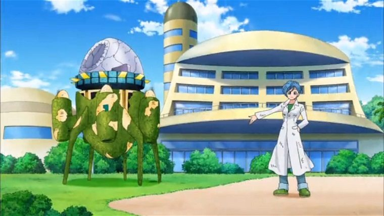 Dragon ball super time machine cell