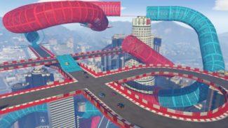 GTA Online Cunning Stunts Update Reinvents Racing Next Week
