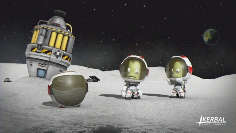 Steam Early Access Steam PC GAMES Kerbal Space Program