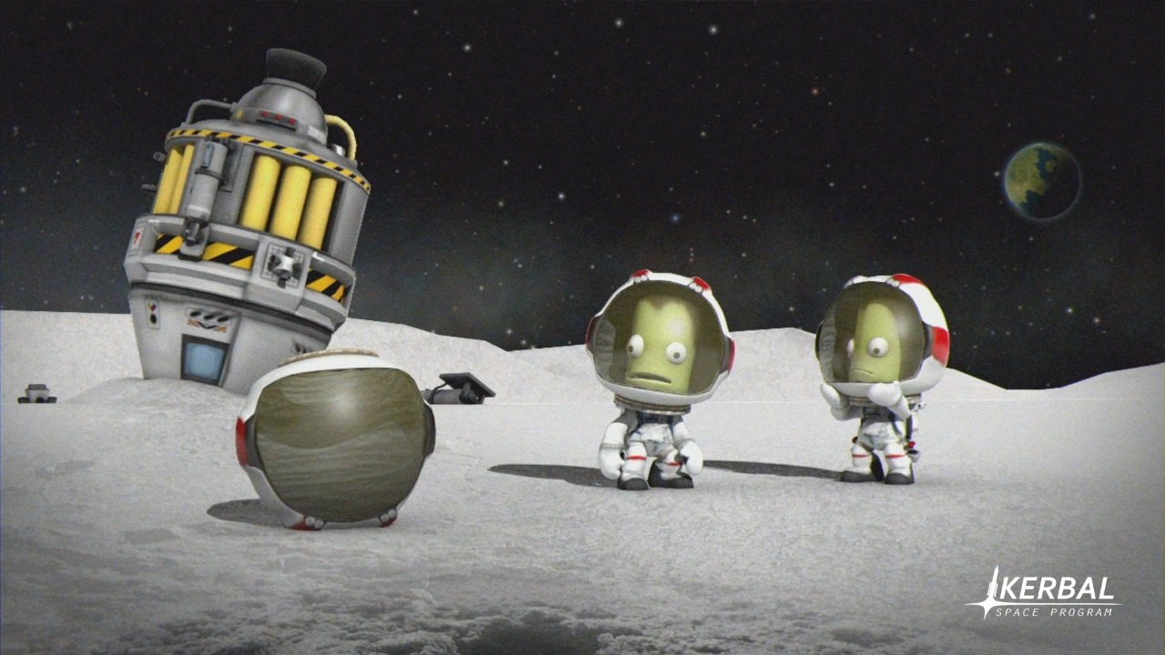 Kerbal Space Program PC GAMES Steam Steam Early Access Image