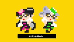 Super Mario Maker Splatoon