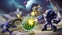 Nintendo Releases Metroid Prime: Blast Ball For Free Ahead Of Federation Force