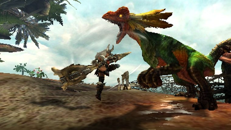 Monster-Hunter-Generations-How-to-Mount