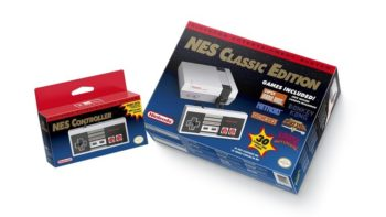 Nintendo Releasing A Mini NES Console This Holiday Season