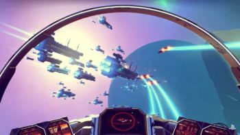 No Man's Sky On PS4 And PC Have Different Servers