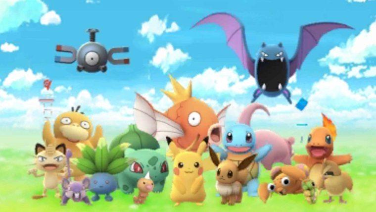 Pokemon-Go-Servers