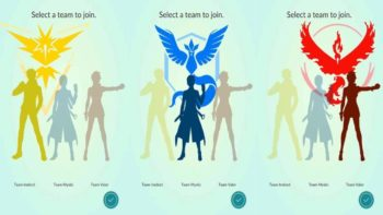 Pokemon Go Guide: How to Change Teams