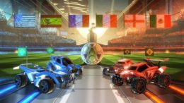 Rocket League Game Of The Year Edition Out Now For PS4 & PC