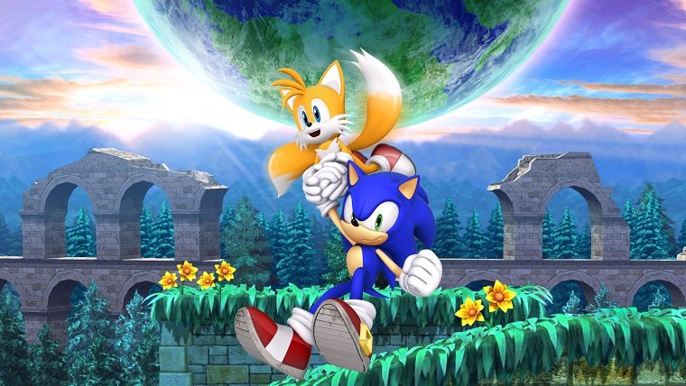 Sonic Backward Compatible
