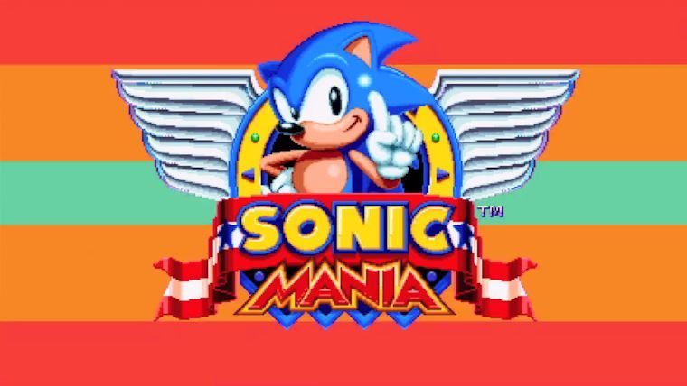 Sonic Mania Coming August 15; Pre-orders Beginning Now