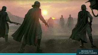 Small Info On Visceral's New Star Wars Video Game Beams Out