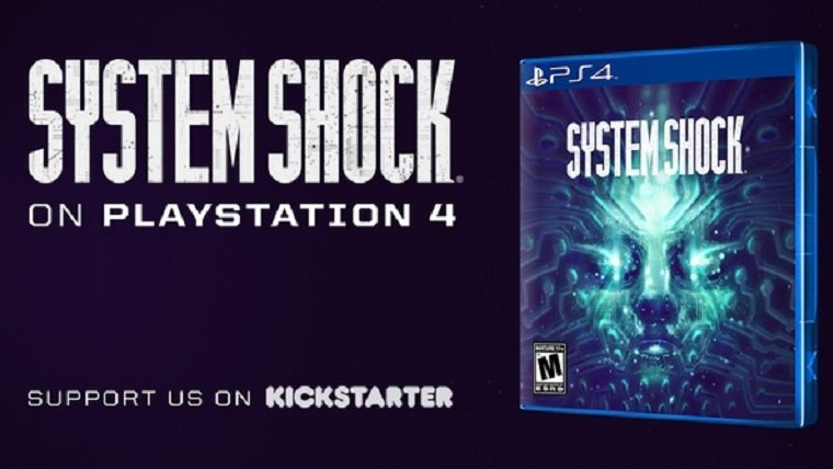 System Shock Remake Confirmed For PS4 Release Alongside Xbox One And PC News PC Gaming Xbox  System Shock PlayStation 4
