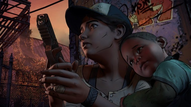 The Walking Dead Season 3 Will Feature Save Imports from S1 and S2