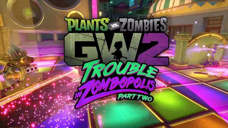 PVZ Trouble Zombopolis