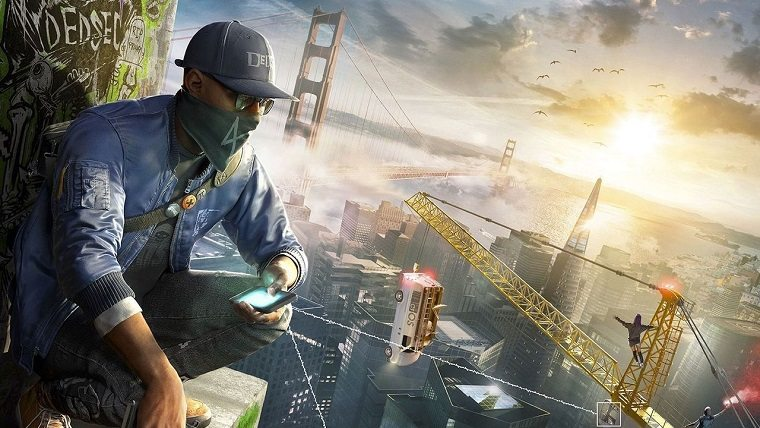Watch Dogs 2 Graphics