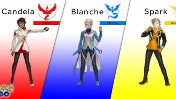 Pokemon Go Team Leaders Revealed; When Rare Legendary Pokemon Might Appear