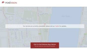 Pokemon Go: Pokevision Website Shuts Down Its Servers