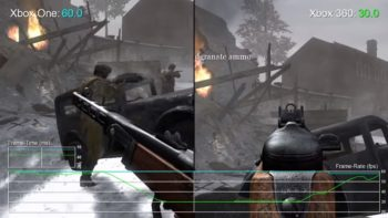 Call Of Duty 2 Frame-Rate Greatly Improved On Xbox One