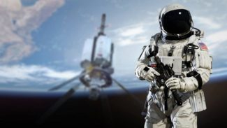 Call Of Duty: Infinite Warfare Legacy Edition Requires 130 GB Of Space On PS4