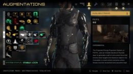 Deus Ex Mankind Divided Augmentations