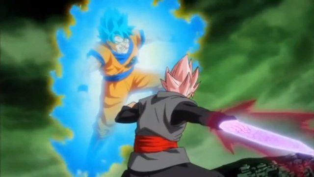 Dragon-Ball-Super-Saiyan-Rose-vs-goku