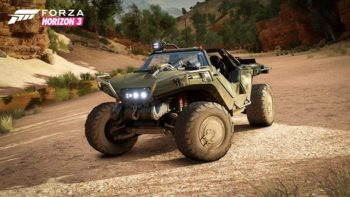 Forza Horizon 3 Guide: How To Get The Halo Warthog CST As Playable Vehicle