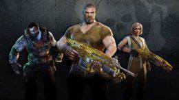 Gears of War 4 pre-order bonuses