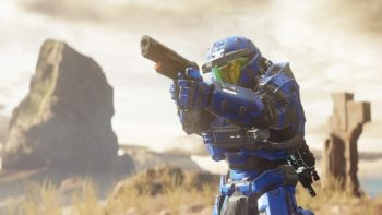 Halo 5's Forge Mode Coming To PC Next Month