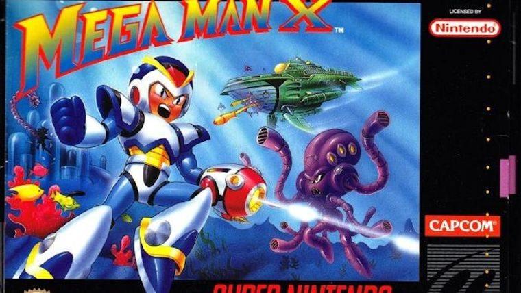 Mega-Man-X