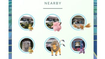 Pokemon Go Guide: How To Use The New Nearby Tracker