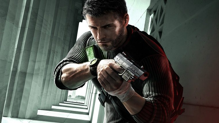 Sam Fisher new Splinter Cell