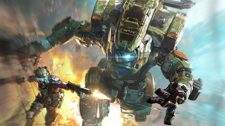 News  Titanfall 2 Titanfall Respawn Entertainment