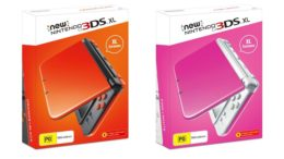 New Nintendo 3DS XL Consoles Getting New Colors In Europe