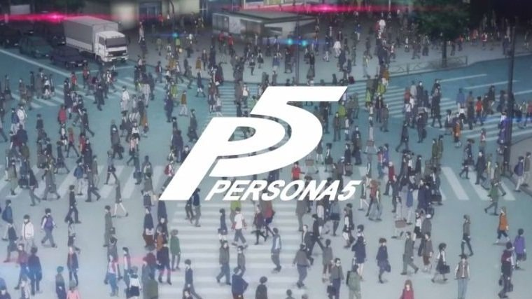 Persona 5 Ships 1.5 Million Units Worldwide News  PlayStation 4 Persona 5 Atlus