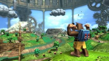 Backwards Compatible Banjo-Kazooie: Nuts & Bolts Should Run Better On Xbox One Now