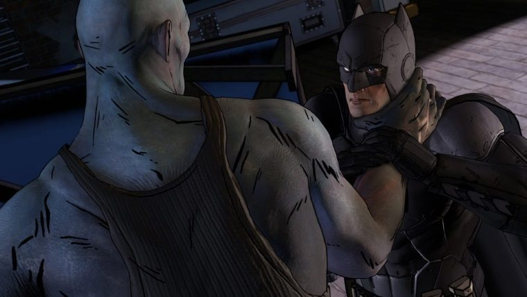 Reviews  Telltale Games Batman - The Telltale Series batman