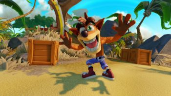Celebrate Crash Bandicoot's 20th Anniversary With Skylanders: Imaginators Trailer